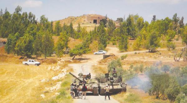 اتفاق أميركي ـ روسي على إبعاد إيران عن الأردن