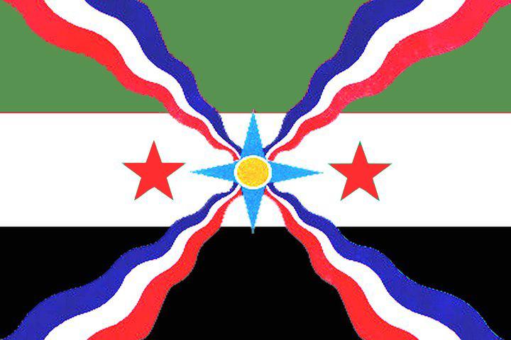 فرعية هولندا لحزب الشعب الديمقراطي السوري تشارك في احتفال المنظمة الاثورية