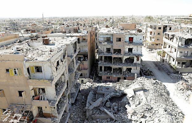روسيا تريد تسوية عاجلة لسورية ... مع احتضار «داعش»