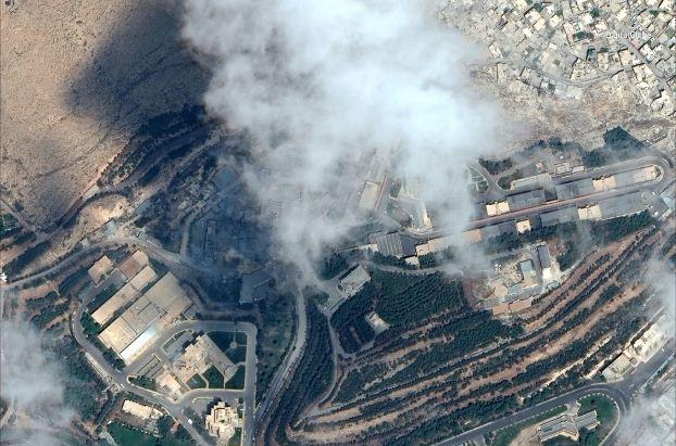 «الخوذ البيضاء» تحدد للمفتشين أماكن دفن ضحايا الهجوم الكيماوي