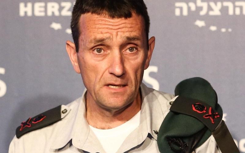 Syria-Intelligence-General-Halevi-Herzliya-Israel-Syrie-EI