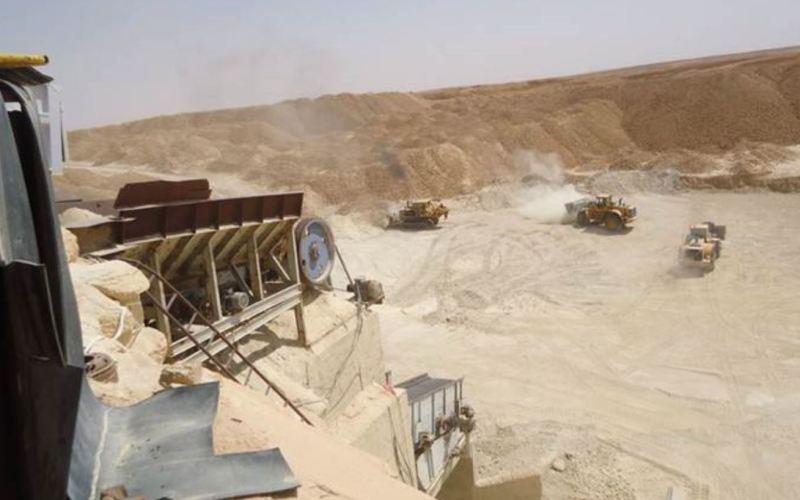 Syria-Intelligence-Mine-de-phosphate-de-Khunayfis-Palmyre-al-Modon