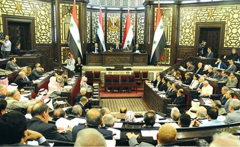 Syria-Intelligence-Forces-parlement-décret-Awqaf