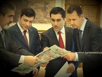 Assad Interview