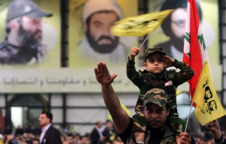Hezbollah (Photo: Al-Akhbar - Marwan Bu Haidar)