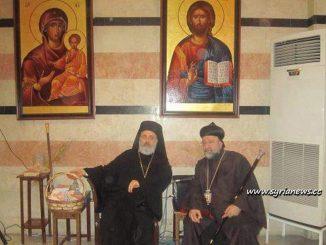 Archbishop Kidnapped Boulous Yazigi and Syriac Orthodox bishop Yuhanna Ibrahim