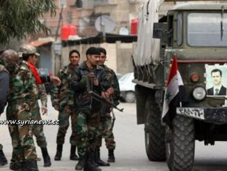 Syrian Arab Army