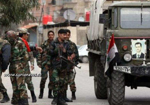 Syrian Arab Army