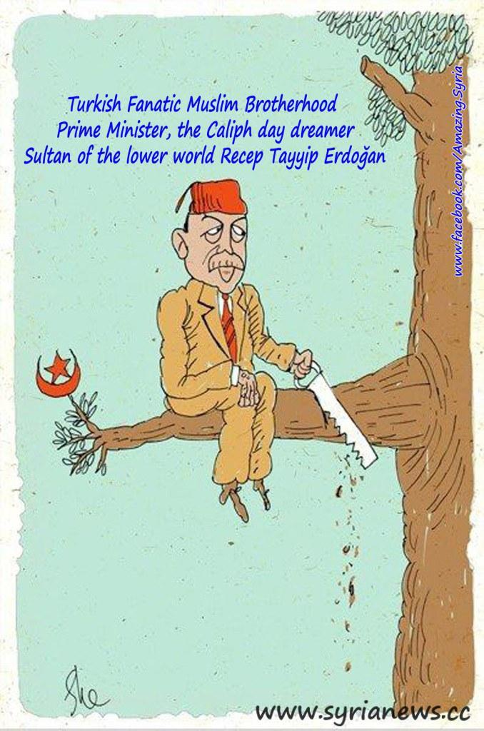 Erdogga 678x1024 Turkey Augments AlQaeda in Syria with 1,300 Terrorists