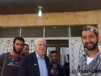 John McCain meets Al Qaeda in Syria