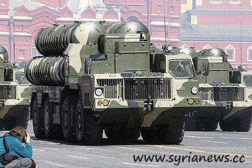 Russian S-300 Source: http://archive.kremlin.ru/events/photos/2009/05/216084.shtml