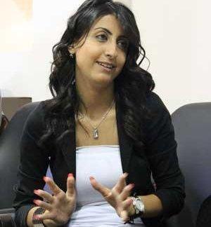 Martyr Yara Abbas Syria's Ikhbariya TV Reporter