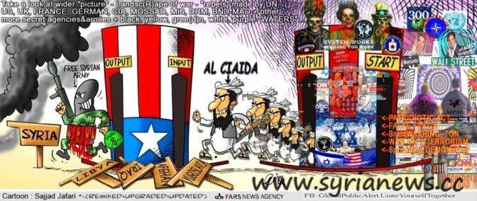Terrorists production line