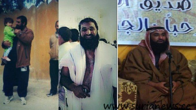 Terrorist Saud Fayez Al-Houeli Al-Ajami sent to hell by SAA