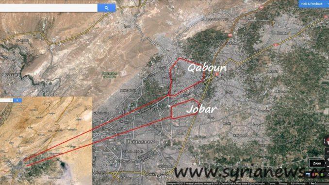 Jobar & Qaboun