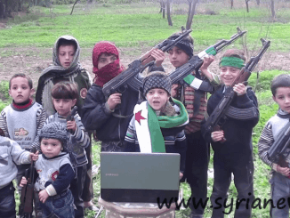 Syria: Child soldiers in the ranks of the jihadists.