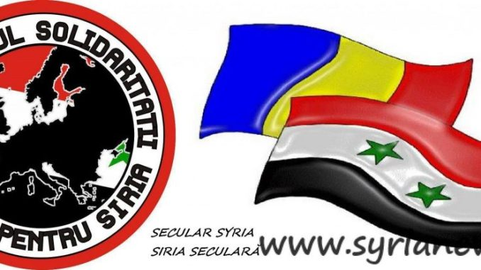European Solidarity Front for Syria-Romania