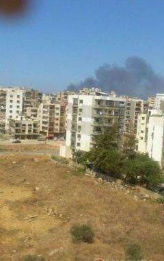 Tripoli Explosion