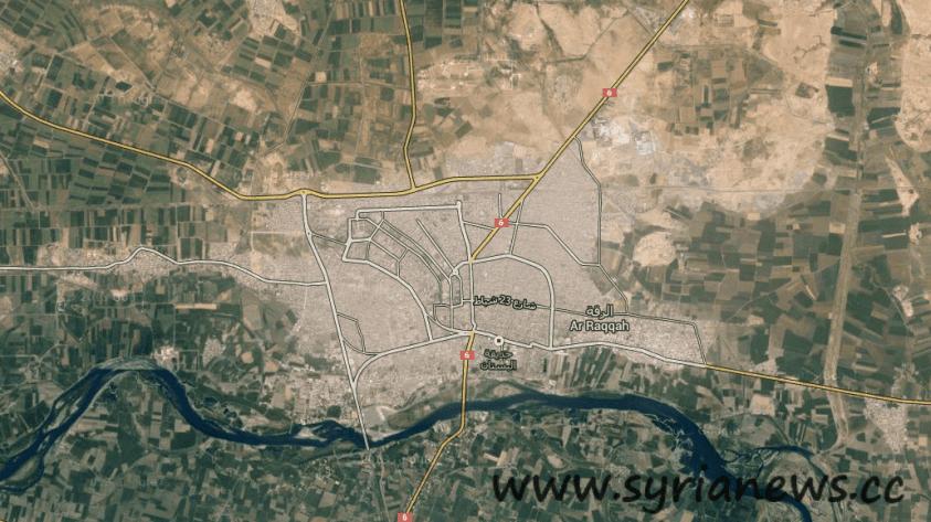 Syria - Ar-Raqqah / Raqqa / Raqqah