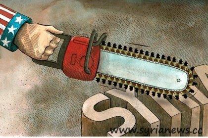 US using Alqaeda against Syria