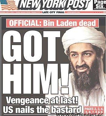 Osama Bin Laden is Dead and Deader.