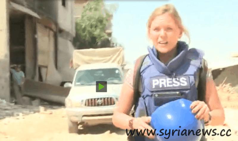 Syria: Maria Finoshina in Darayya – Snipers and Ruins ...