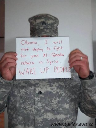 US Soldier rejects to fight for Al-Qaeda while his brothers are killed by al-Qaeda in Afghanistan.