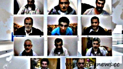 The kidnapped Lebanese men in north of Syria