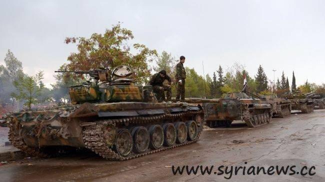 SAA Armored Vehicles