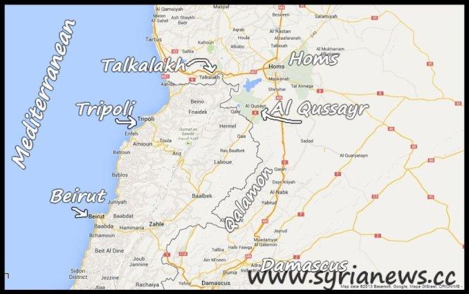 Tripoli city north of Lebanon