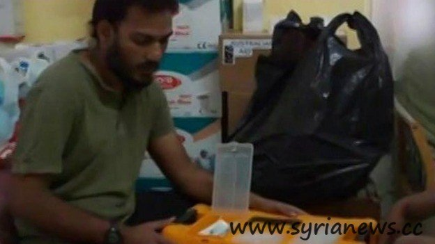 Abbas Khan a British doctor arrested among a group of terrorists in Syria