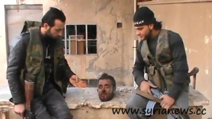 Wahhabis in Syria