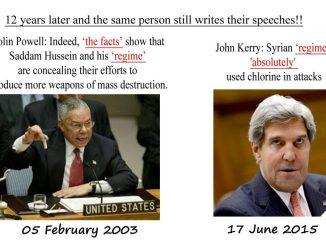 John Kerry Colin Powell redo