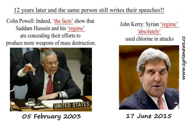 John Kerry Colin Powell redo