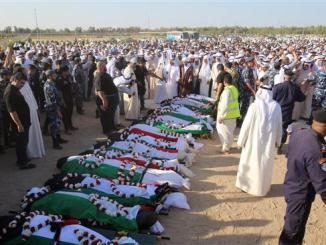 Imam Sadiq Mosque Victims Burial Procedures