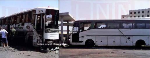 Latakia bus terminal
