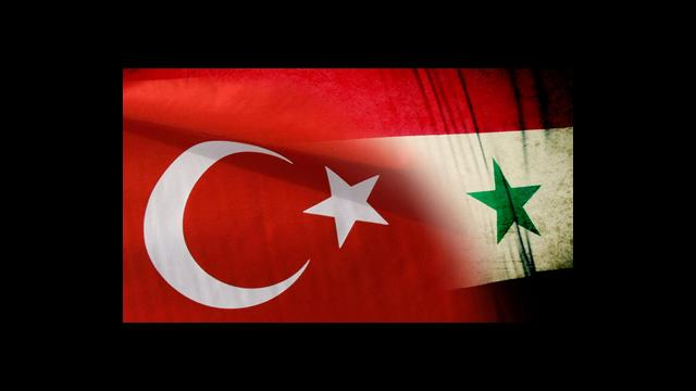 Turkey stabs Syria in the back as a coward would do