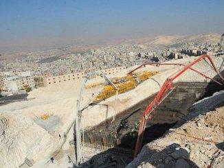 image- Construction of Block 26 New Cham, Damascus by Military Housing Establishment public corporation