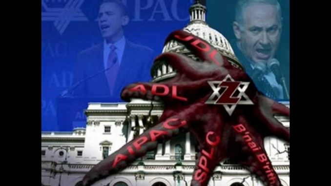 Political Zionism Controls the USA