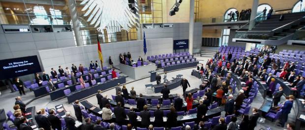 image- Bundestag - German Parliament