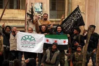 Ahrar al Sham, FSA, Nusra, Idlib