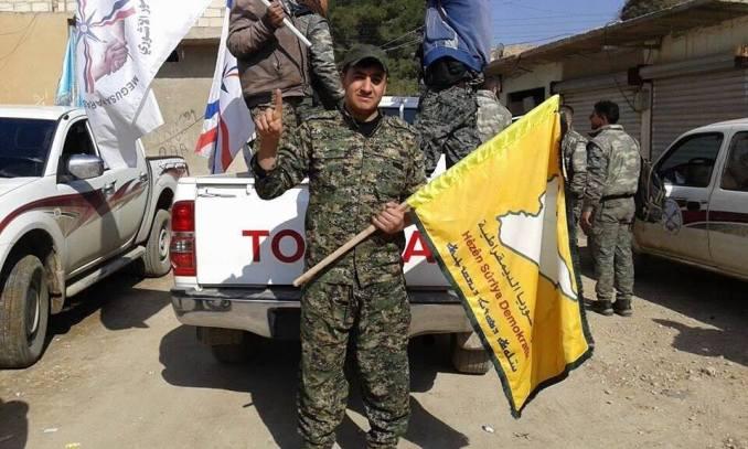 HSD Kurds SDF