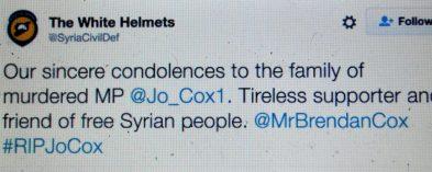 WH condolences