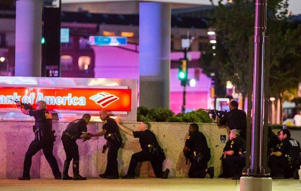 image-Dallas Police Shooting - Arab Spring