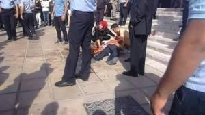 Nahed Hattar assassinated outside Jordan Supreme Court