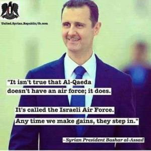 al Qaeda now has two air forces attacking the Syrian Arab Republic