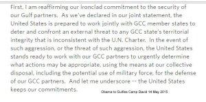 obama to gulfies camp david mtg