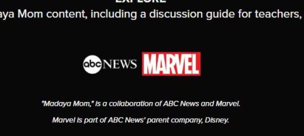walt disney owns abc news and marvel