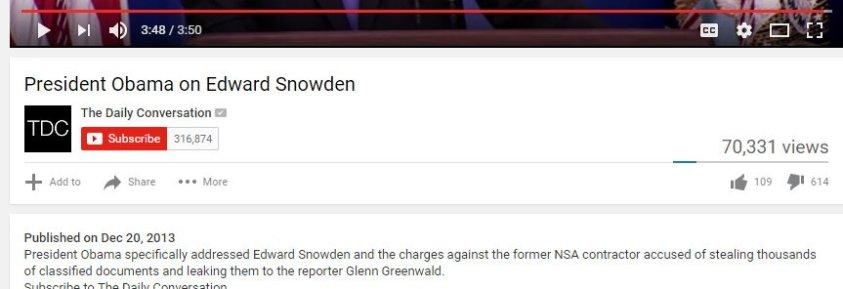 obama snowden