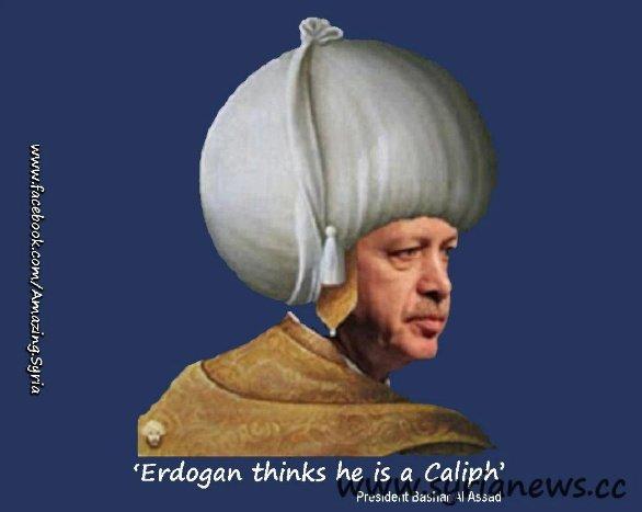 rabid erDOGan